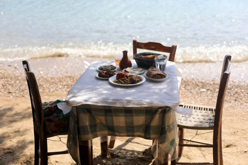 Restaurant Tsikali in Vathi Sifnos
