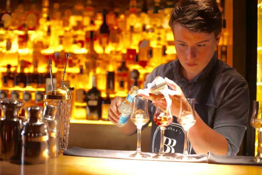 Smaakmeesters Antwerpen BelRoy's cocktailbar