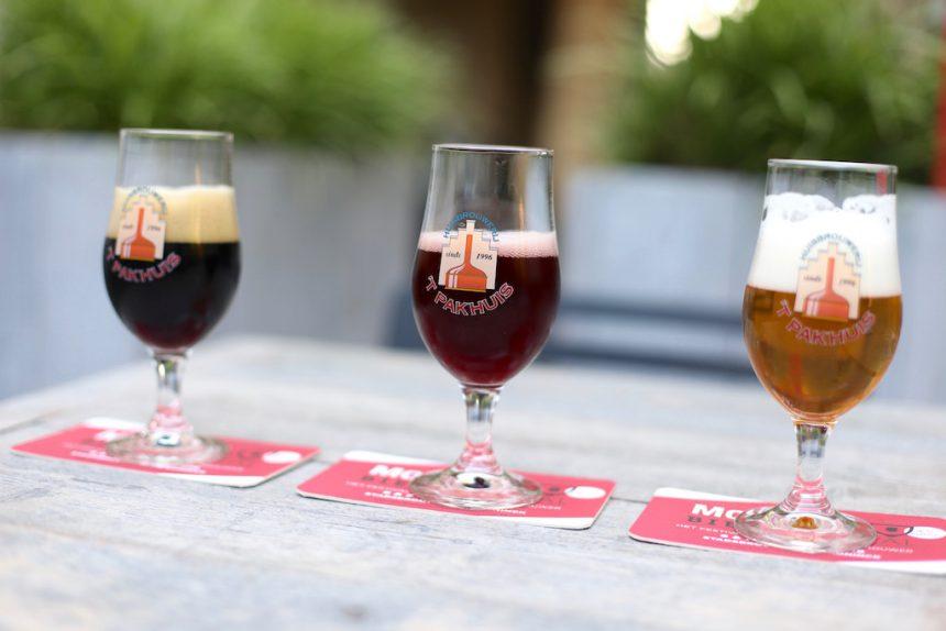 Smaakmeesters Antwerpen Bierbrouwerij 't Pakhuis