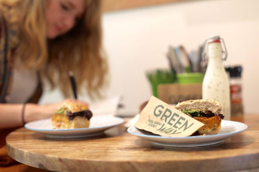 Smaakmeesters Antwerpen Greenway food festival
