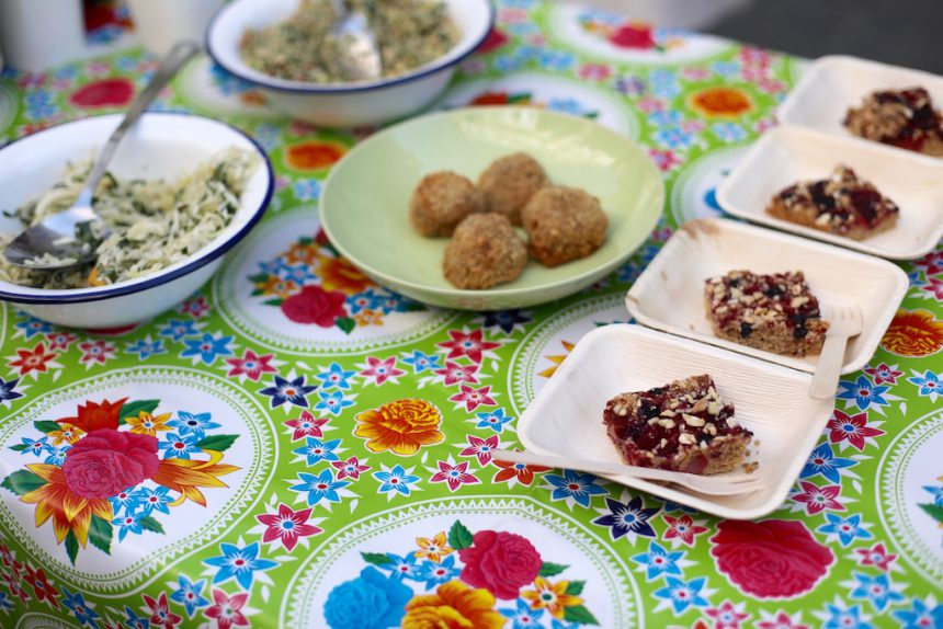 Smaakmeesters Antwerpen food festival Juliette