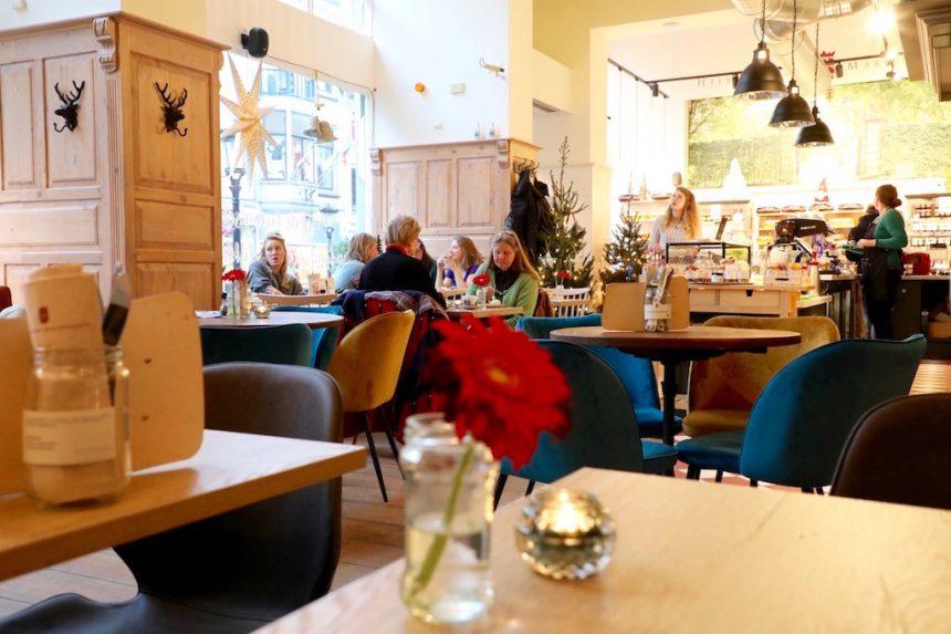 Landgoedkeuken Mariënwaerdt Utrecht biologisch restaurant winkel