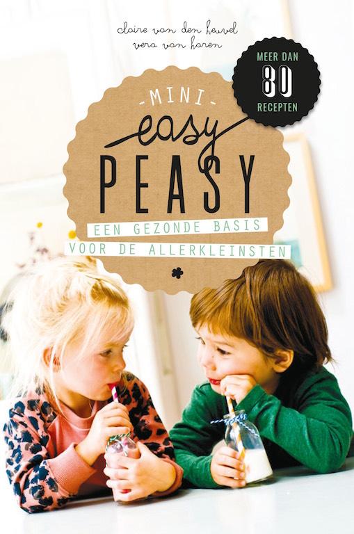 Winactie Easy Peasy kookboek