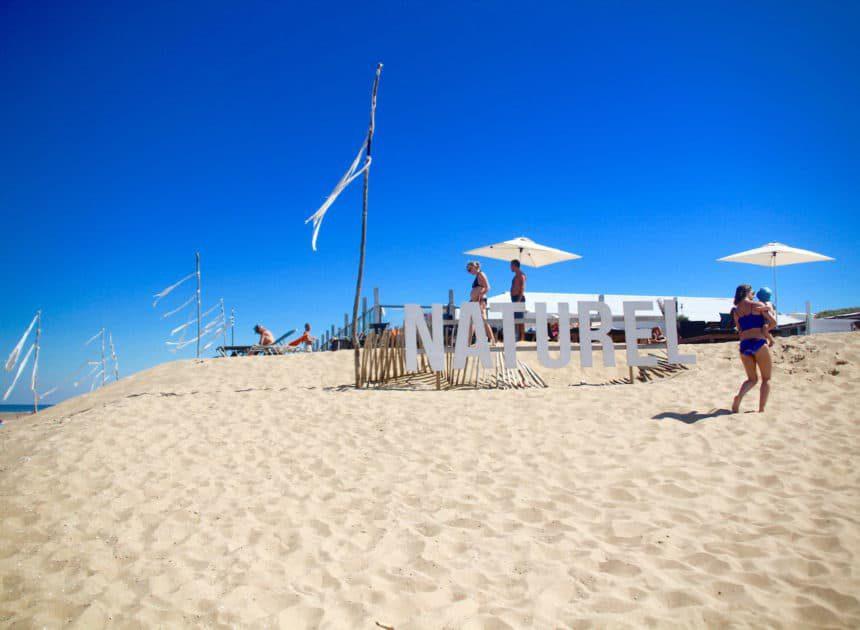 Biologisch eten Den Haag strand zwarte pad naturel