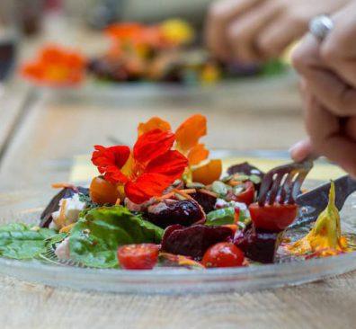6x biologisch restaurant Zuid-Holland