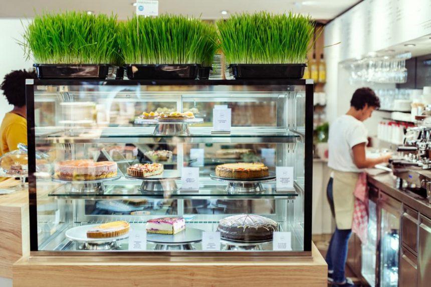 Biologisch vegetarisch restaurant Spirit Rotterdam