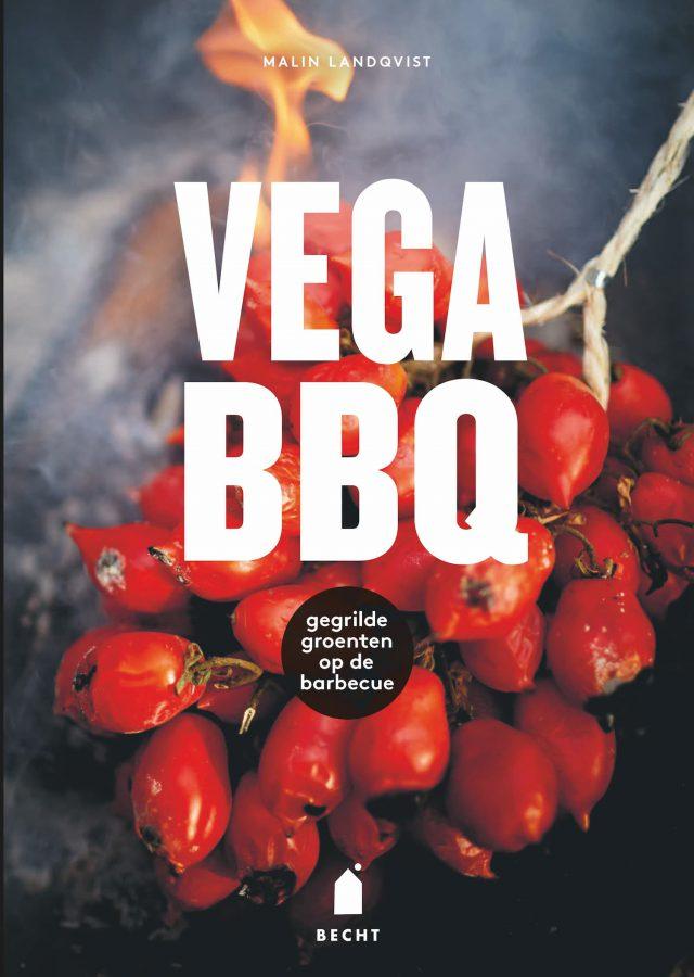 Vega BBQ boek winactie barbecue vegetarisch