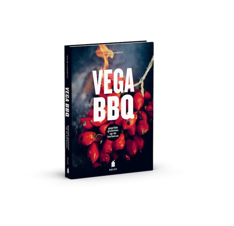 Vega BBQ boek barbecue vegetarisch kookboek recepten