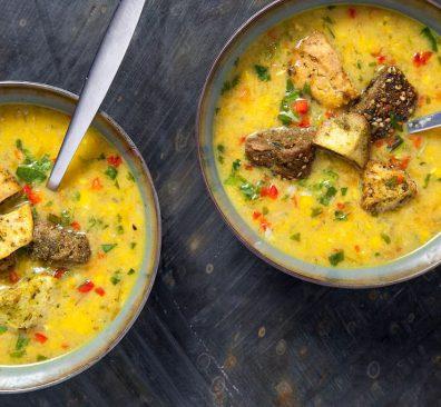 3x vegan soep recepten