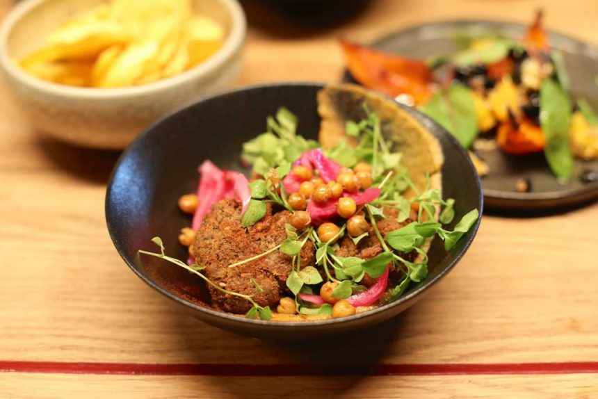 Gent Restaurant Amigo vegan