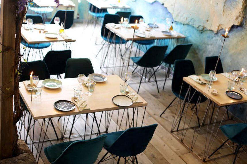 Epiphany's Kitchen Gent vegetarische restaurants