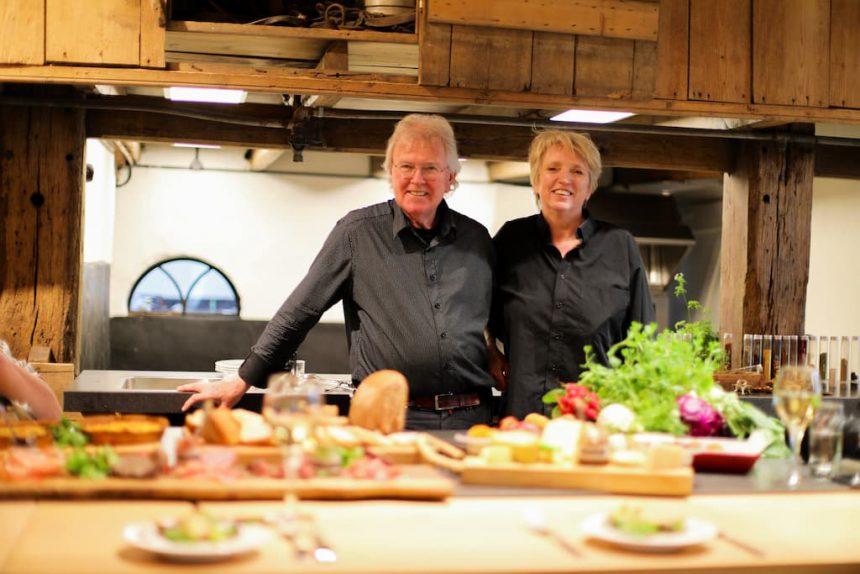 Nel en Henk Schellekens Het Keunenhuis Winterswijk
