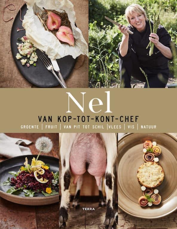 Kookboek Nel van kop-tot-kont-chef