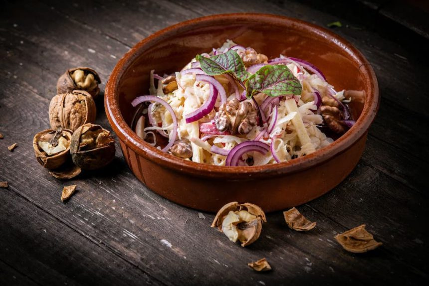 Verrot gezond recept witlofsalade
