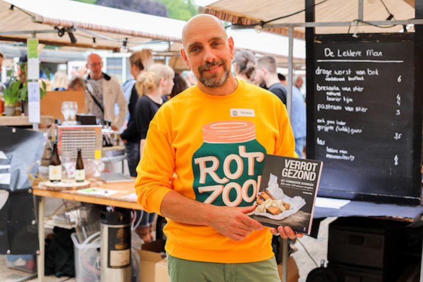 Verrot Gezond fermenteren kookboek Christian Weij