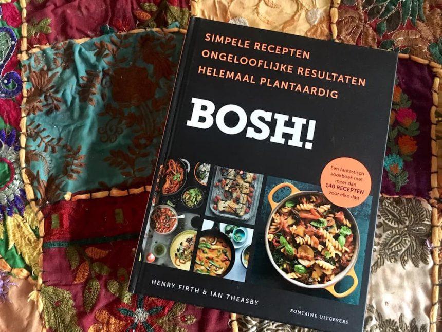BOSH! vegan kookboek kopen