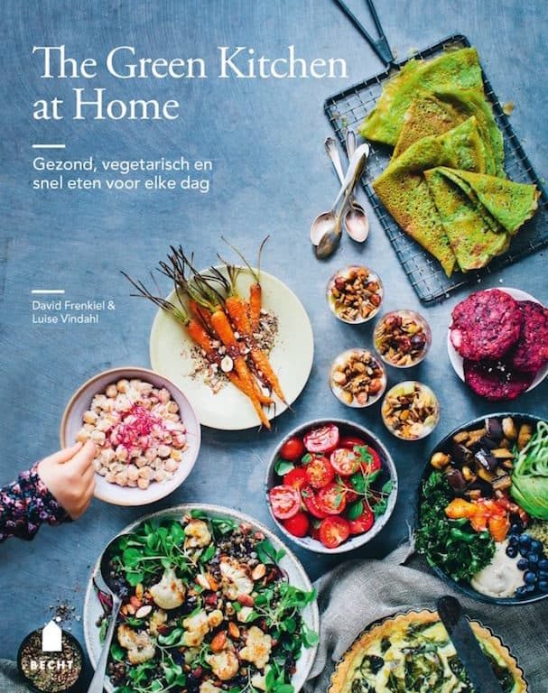 Favoriete vegetarische kookboeken kopen The Green Kitchen at Home