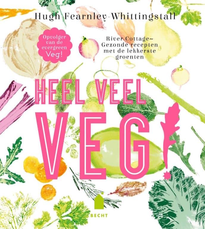Favoriete vegetarische kookboeken kopen Heel veel veg!