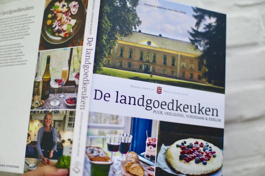 De landgoedkeuken kookboek Mariënwaerdt puuruiteten winactie