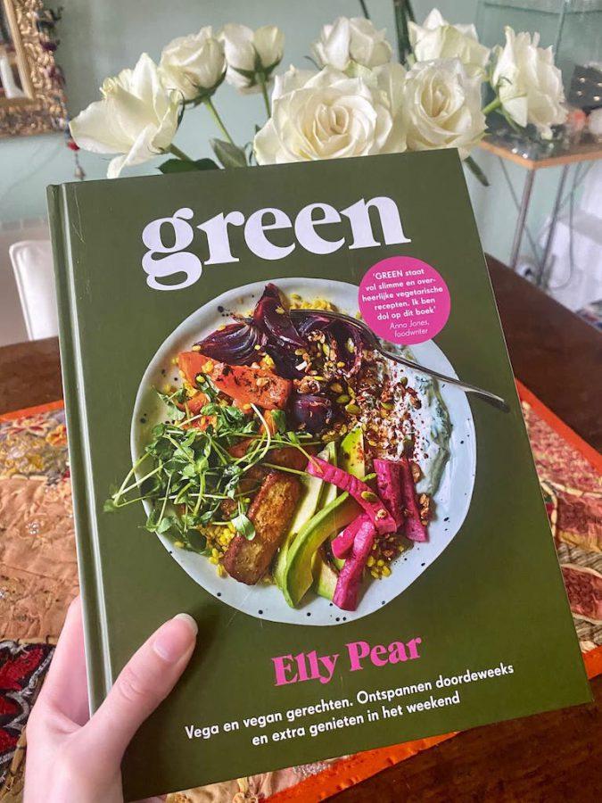 GREEN vegetarisch kookboek Elly Pear