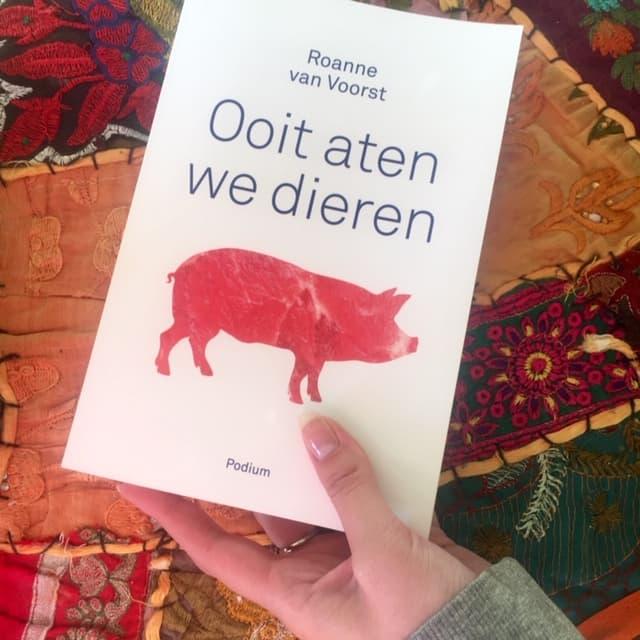 Ooit aten we dieren boek kopen