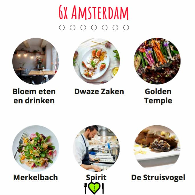 Amsterdam Puur! hotspots e-book