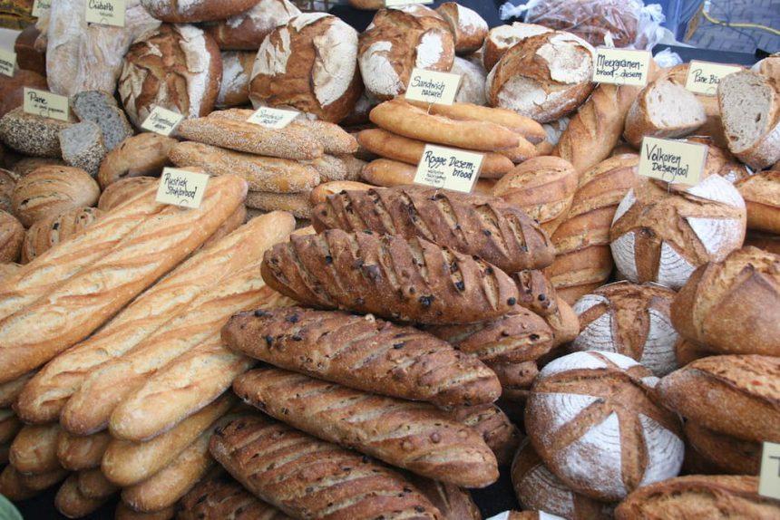 biologische markt amsterdam
