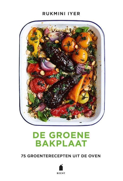 De Groene Bakplaat winactie kookboek vega