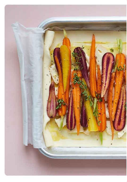 De Groene Bakplaat recept vegetarisch