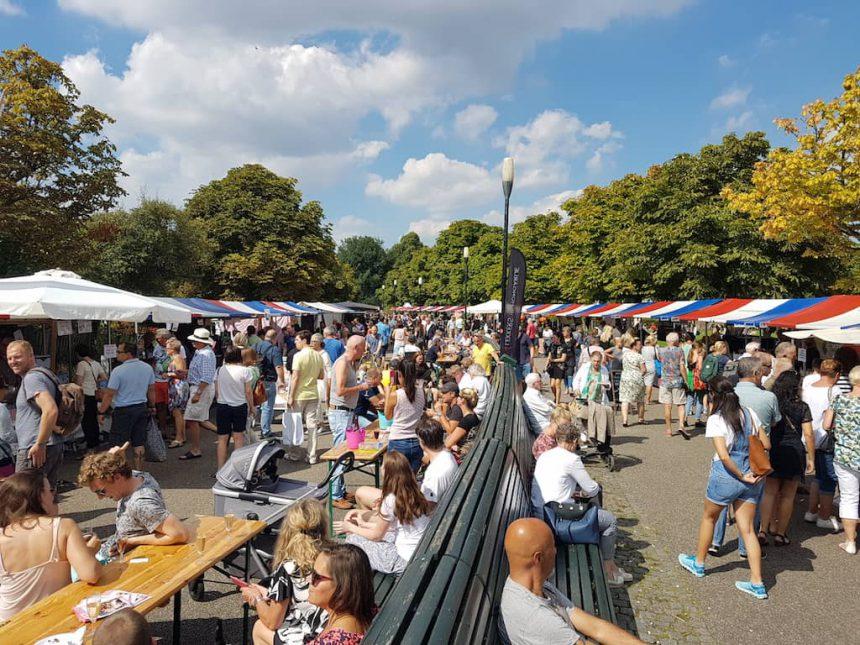 Pure Markt Amsterdam biologische markten boerenmarkt