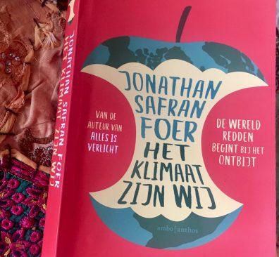 Het klimaat zijn wij, leestip Jonathan Safran Foer