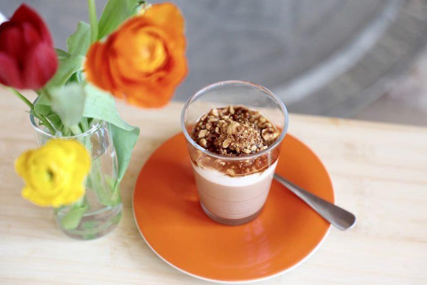vegan desserts recepten koffie dessert