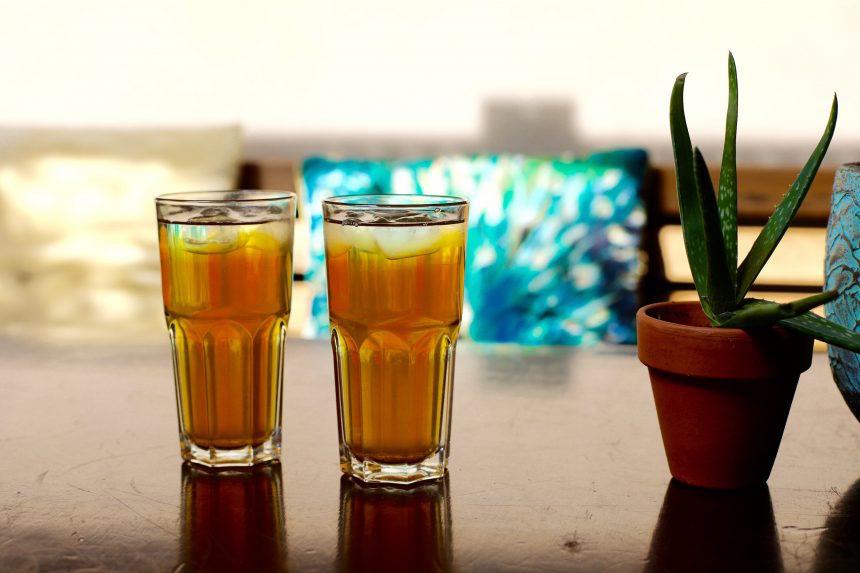alcoholvrije drankjes recepten ijsthee