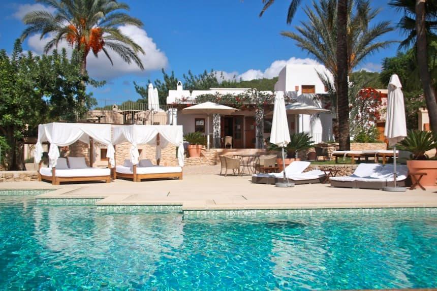 Balearen agroturismo Ibiza