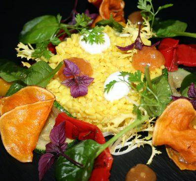 6x salade recepten vegetarisch