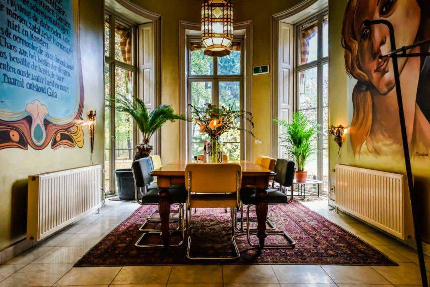 Hotel restaurant Gaia Diepenveen