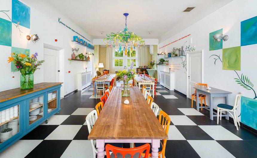 Hotel Gaia Diepenveen restaurant deventer biologisch