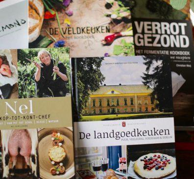 5x kookboeken chefs Puur! uit eten