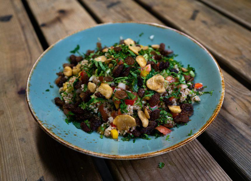 Tabouleh salade vegan recept