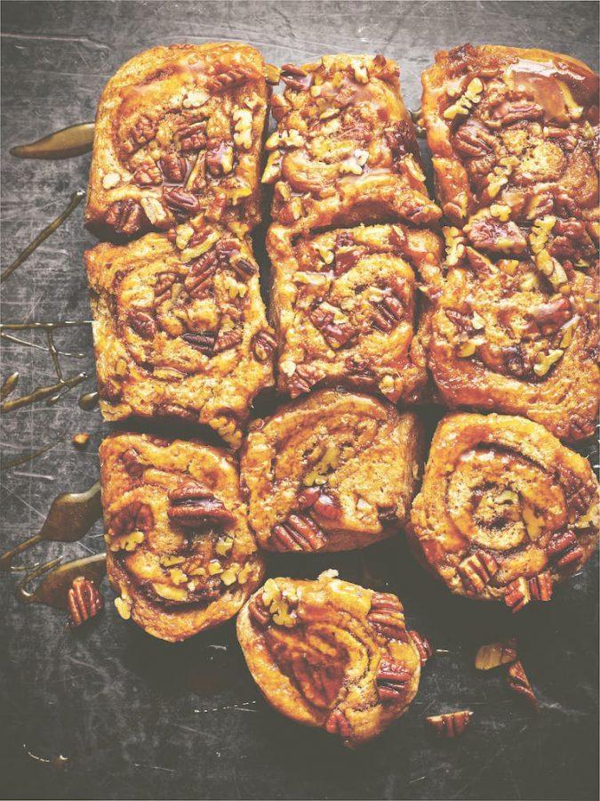 Rebels lekker recept sticky buns