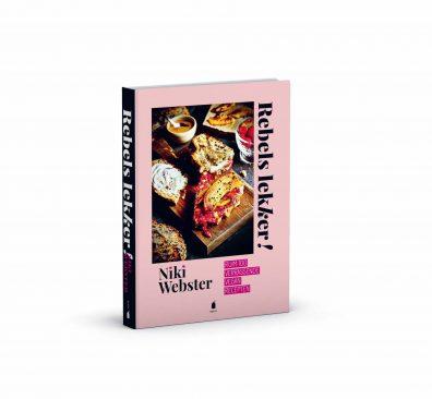 Rebels lekker! vegan kookboek