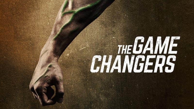 The Game Changers documentairefilm vegan eten Netflix