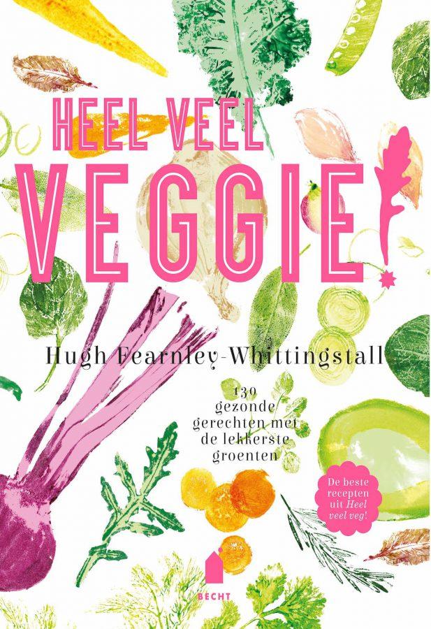 Winactie Heel veel veggie! kookboek