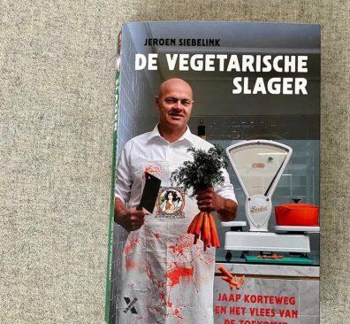 Boek De Vegetarische Slager