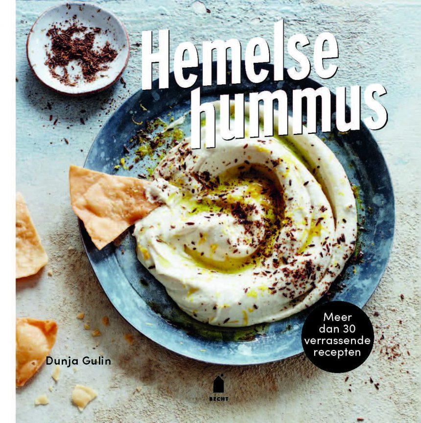Hemelse hummus kookboek vegan recepten