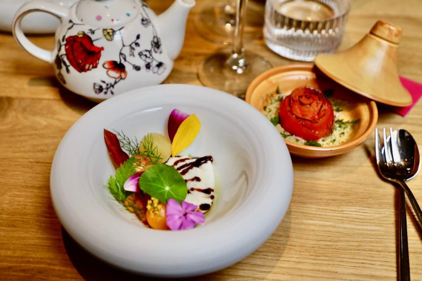 Restaurant Codium Goes duurzaam biologisch wouter kik