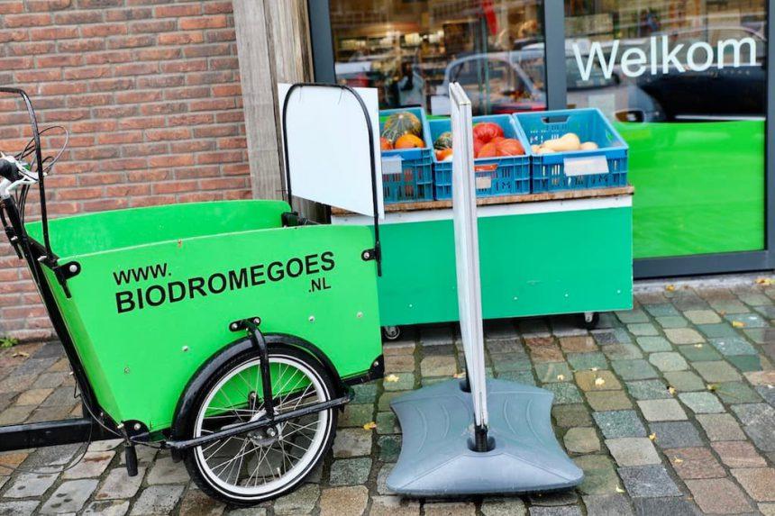 Bio Drôme Goes biologische supermarkt