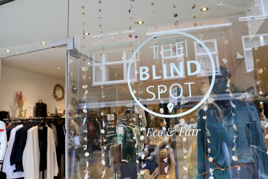 The Blind Spot Goes duurzame kleding mode eco fair fashion winkel