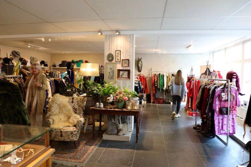 Dzjeenie Goes vintage kleding duurzame mode