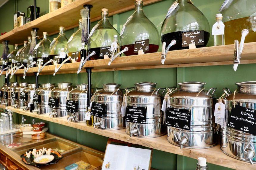 Tapsalon Goesto Goes olijfolie biologisch